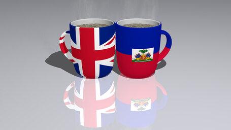 united kingdom haiti