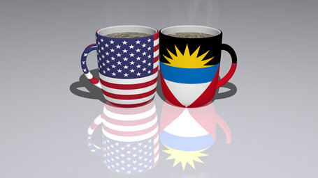 united states of america antigua and barbuda