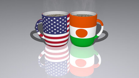 united states of america niger