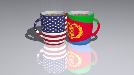 united states of america eritrea