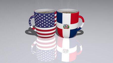 united states of america dominican republic