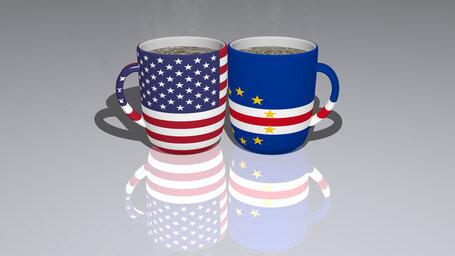 united states of america cape verde