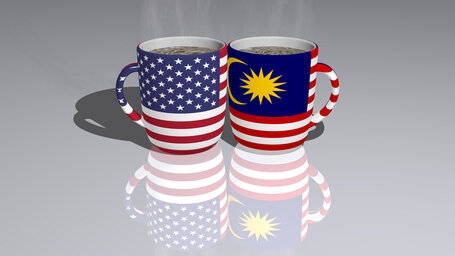 united states of america malaysia