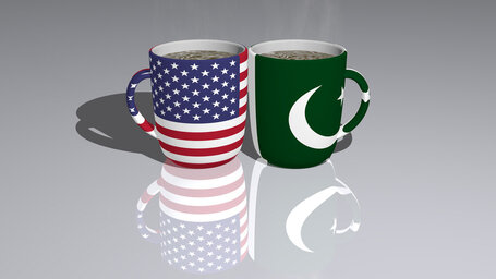 united states of america pakistan
