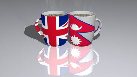 united kingdom nepal