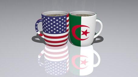 united states of america algeria