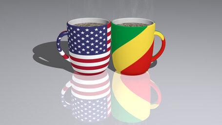 united states of america congo republic of the