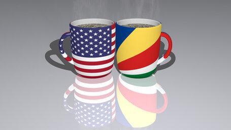 united states of america seychelles
