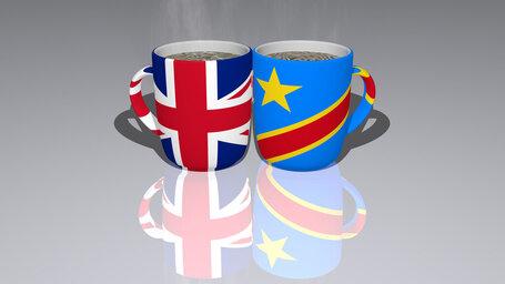 united kingdom congo democratic republic of the