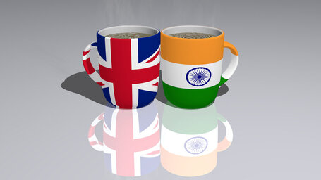 united kingdom india