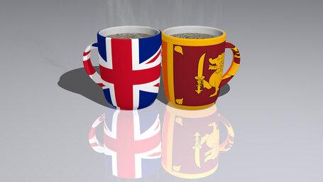 united kingdom sri lanka