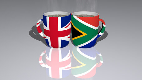 united kingdom south africa