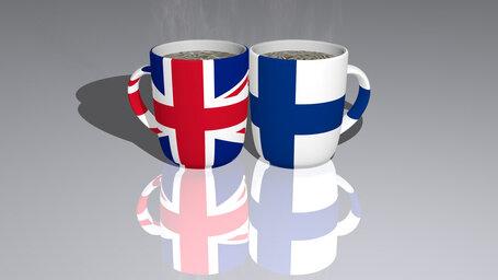 united kingdom finland