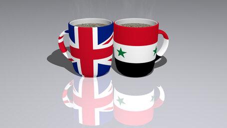 united kingdom syria