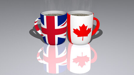 united kingdom canada
