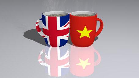 united kingdom vietnam