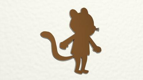 comic mouse