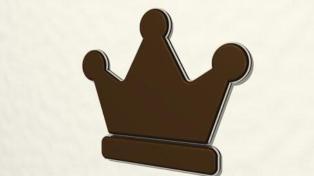 king crown sign