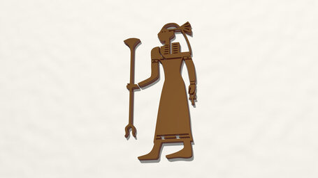 Egyptian soldier