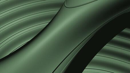 Dark sea green