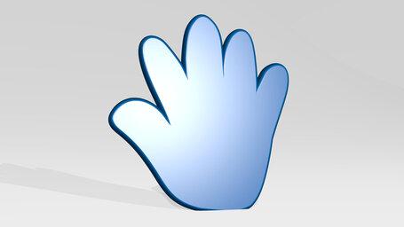 small hand