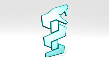 snake medical symbol
