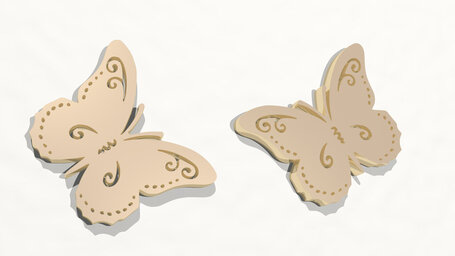 Are butterflies attracted to urine?