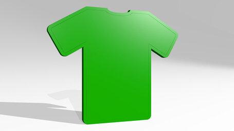 t shirt sign