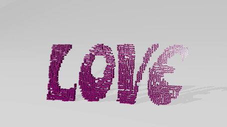 Love by words