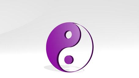 yin and yang symbol