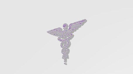 medical snakes symbol
