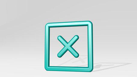 remove square