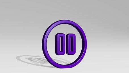 button pause