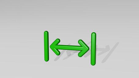 expand horizontal