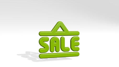 real estate sign board sale