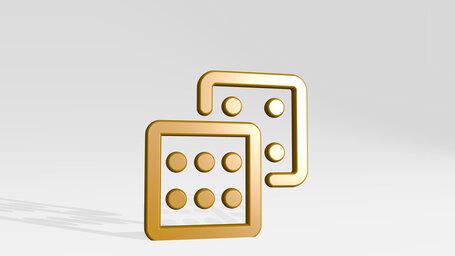 board game dice