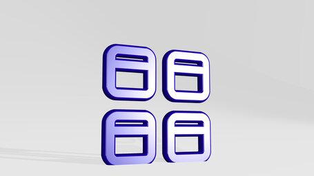 app window four