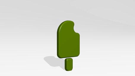 ice cream bite