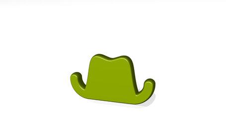 hat lady cowboy