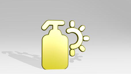 body care sun lotion