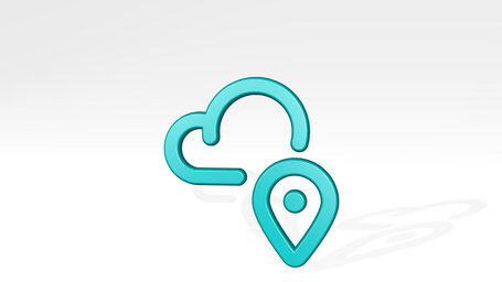 weather app cloud location