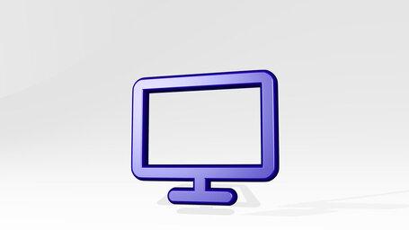 modern tv flat screen