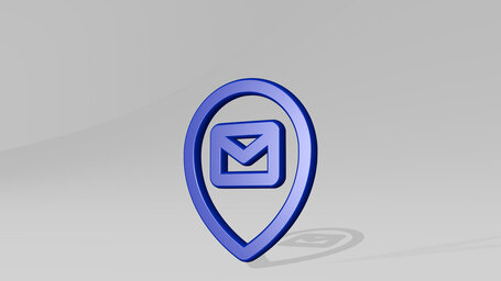 style three pin email