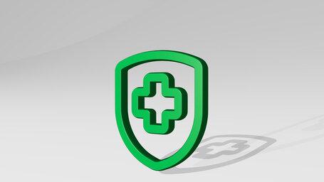 hospital shield