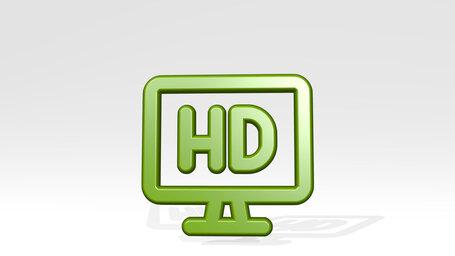 modern tv hd