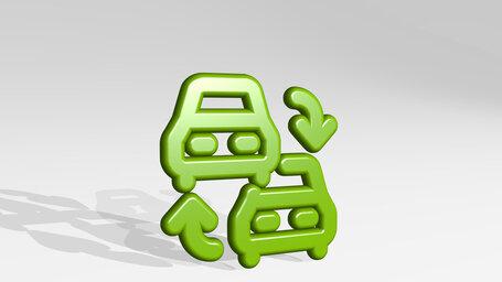 transportation ticket car transfer