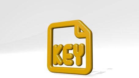office file key