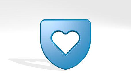 love shield