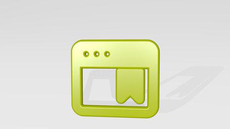 app window bookmark