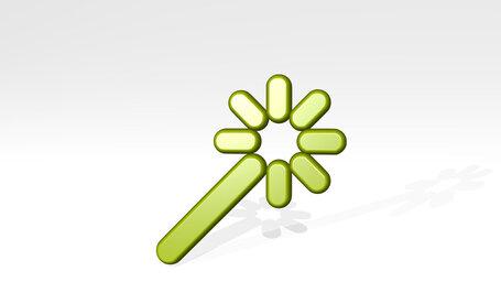 design tool selection wand